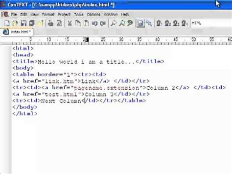 tutorial html a href html tutorial a href linking objects by mujahid waqas