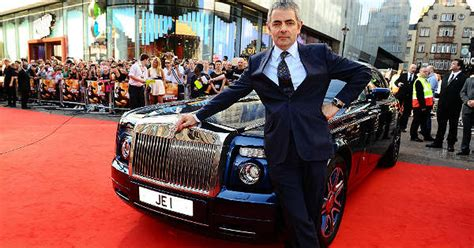rowan atkinson exotic car collection muscle cars zone