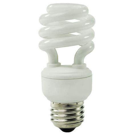13w 60 Watt Equal Daylight 5000k Cfl Light Bulb Cfl Or Led Light Bulbs