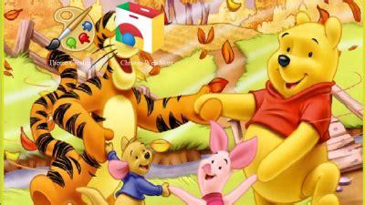 theme chrome pooh winnie the pooh chrome themes themebeta