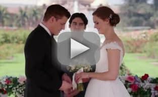 Bones Wedding Episode Clip by Bones Booth Brennan Wedding Tv Fanatic