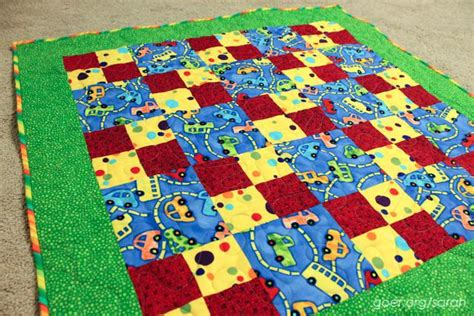 Free Patchwork Quilt Patterns For Beginners - easy baby quilts co nnect me