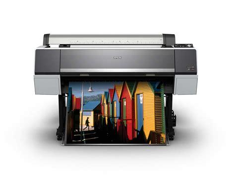 Printer Epson P6000 epson s new surecolor p series printers let you print really big