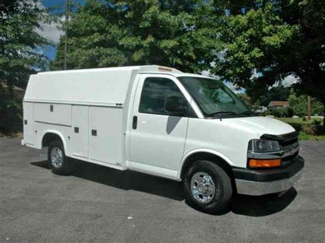 auto air conditioning service 2008 chevrolet express 3500 on board diagnostic system chevrolet kuv service utility van 2008 utility service trucks