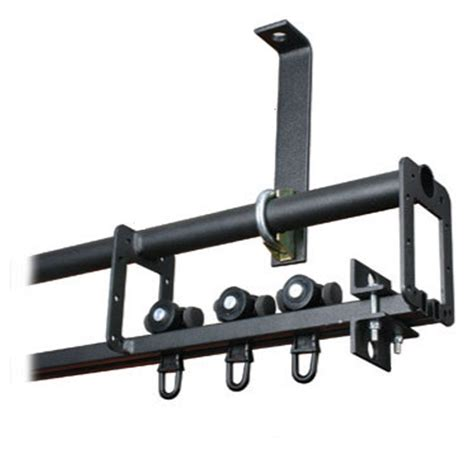 stage curtain track hardware doughty stage curtain walkalong track 5 0m stage