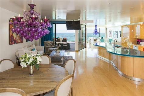 malibu dining room beach house dining rooms coastal living eclectic modern beach house a fantastic exle of mix