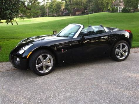 auto air conditioning service 2007 pontiac solstice spare parts catalogs find used 2007 pontiac solstice gxp roadster in spring texas united states for us 16 500 00