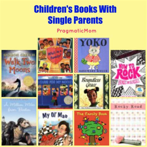 Books For Single by Children S Books With Single Parents Pragmaticmom