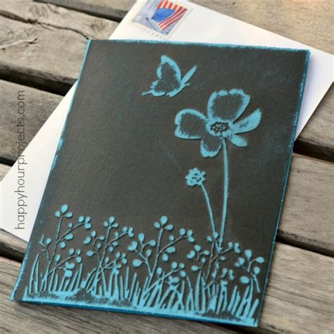 Easy And Beautiful Handmade Birthday Cards - handwritten notes are still important and how to make