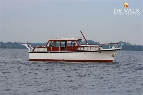 super kaagkruiser motorboot te koop jachtmakelaar de valk - Valk Yachting Loosdrecht