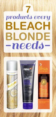 rescue bleached hair the 3 best products for bleached blonde hair touch of