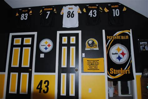 pittsburgh steelers bedroom steeler bedroom in texas richmond texas wtae channel 4 photo u local your