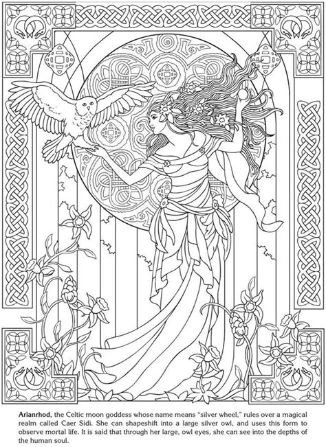 art nouveau coloring page art nouveau coloring pages coloring home
