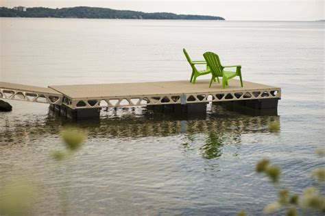 aluminum floating boat dock kits 8 x16 floating dock complete kit canadadocks