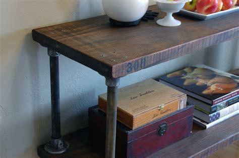 Building Industrial Furniture by Industrial Furniture Designer Vintage Industrial