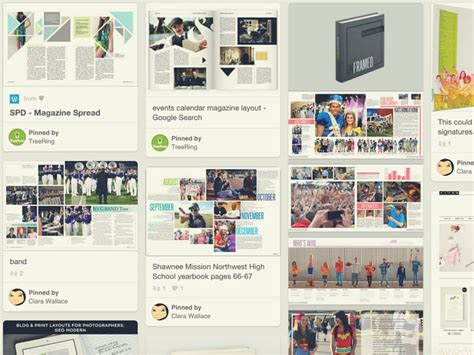 quotation page layout yearbook designs www pixshark com images galleries