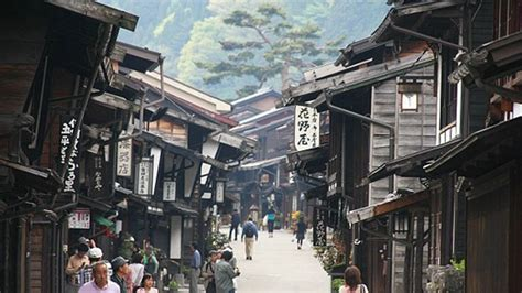 japanese town take a look at how different towns and cities have