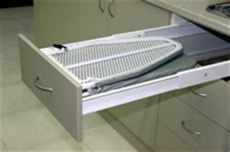 Fold Away Ironing Board Drawer by Laundry Design Laundry Cupboards Laundry Cabinets