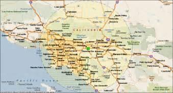 california map pomona pomona california map california map