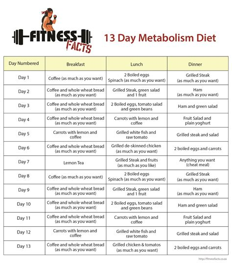 the metabolism plan discover the foods and exercises that work for your to reduce inflammation and drop pounds fast books 13 day metabolism diet is a diet to change metabolism
