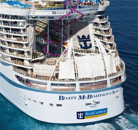 royal caribbean s april fools joke invites man behind - Royal Caribbean New Boat