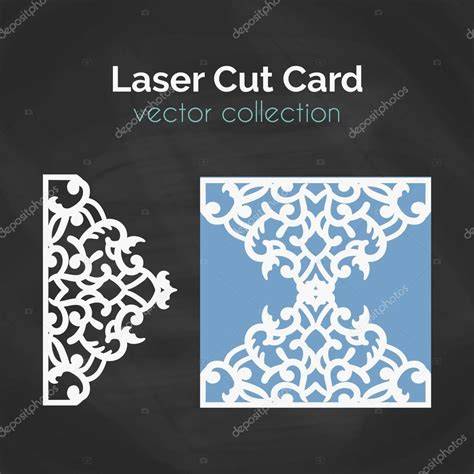 Cutting Templates Card by Laser Cut Card Template For Laser Cutting Cutout