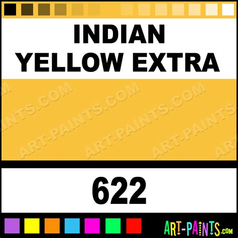 indian yellow classic acrylic paints 622 indian yellow paint indian yellow