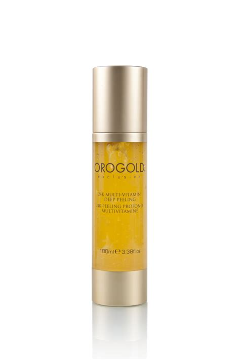 Gold Skin Detox by Oro Gold Exclusive Peeling Best Way To Cleanse Your Skin