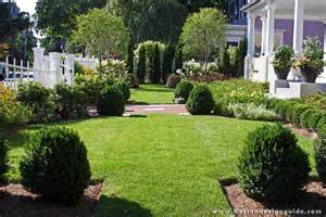 Formal Garden Designs - what are the best plants for perennial formal and woodland gardens boston design guide