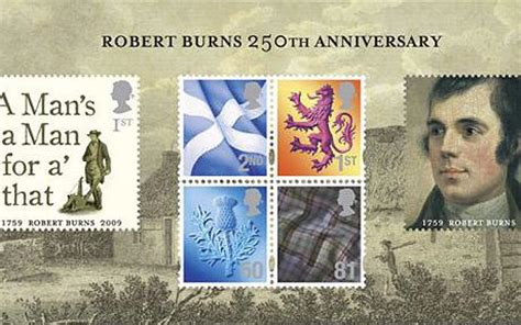 burns night guide the history of the burns supper robert burns 250th anniversary sts abebooks