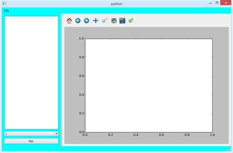 layout canvas python python how to set pyqt4 stylesheet for matplotlib widget
