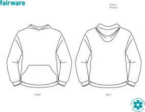 Sweater Template Photoshop by Design Template Pullover Hoodie Fairware