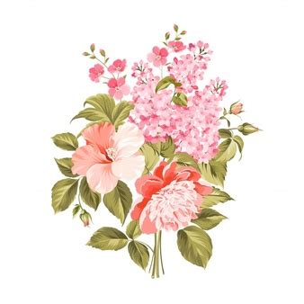Qw Wallpaper Sticker Tiny Flower Arrangement Maroon peony clipart watercolor floral pencil and in color peony clipart watercolor floral