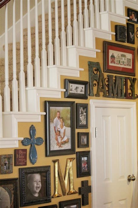 Ideas To Decorate Staircase Wall 50 Creative Staircase Wall Decorating Ideas Frames Stairs Designs