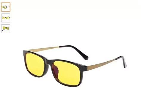 do anti glare glasses ensure healthy for computer