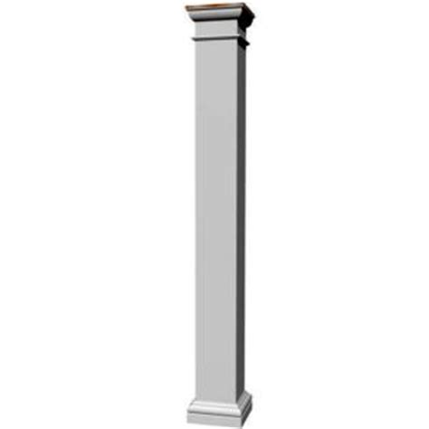 Home Depot Columns Hb G 6 In X 6 In X 8 Ft Composite Square Column 316693