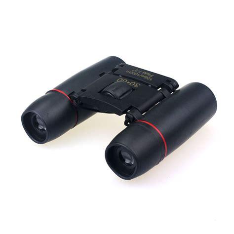 Murah Teropong Mini Binoculars Outdoor Telescope 30x60 zoom mini outdoor binoculars folding telescopes day