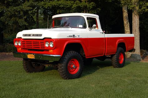 1959 Ford F 350   BREWSTER 10509   0   Classic 4x4's and