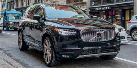 volvo truck of the year 2016 the volvo xc90 uber was business insider s 2015 car of the