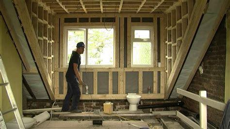 dormer roof sheffield philip dalton demonstrating
