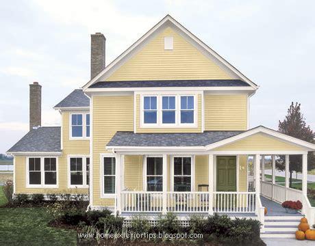 home exterior tips exterior house color schemes