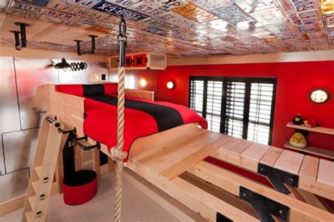 bedroom ideas for 16 year old boy cama no alto inove na decora 231 227 o do quarto