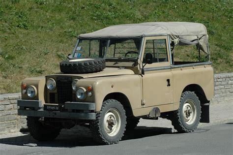 1970 land rover 1970 land rover series ii information and photos momentcar