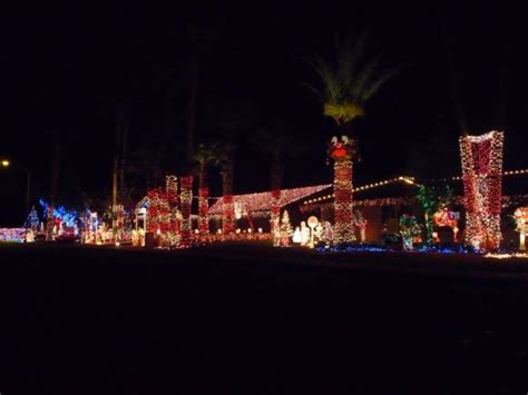 christmas light drive by phoenix lights in az