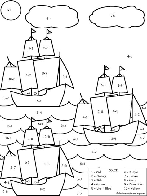 christopher columbus coloring pages    print