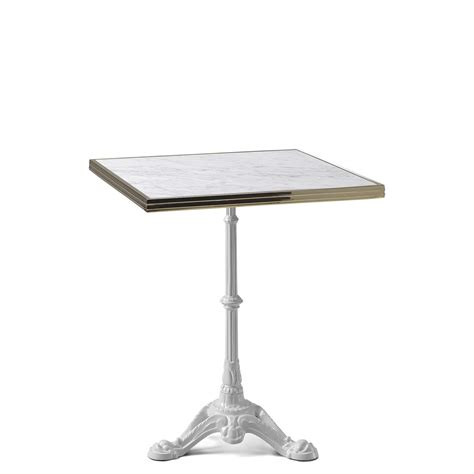 square marble top bistro table square marble table gallery table decoration ideas
