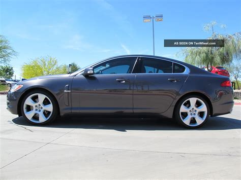 service manual transmission control 2009 jaguar xf regenerative braking purchase used 2009