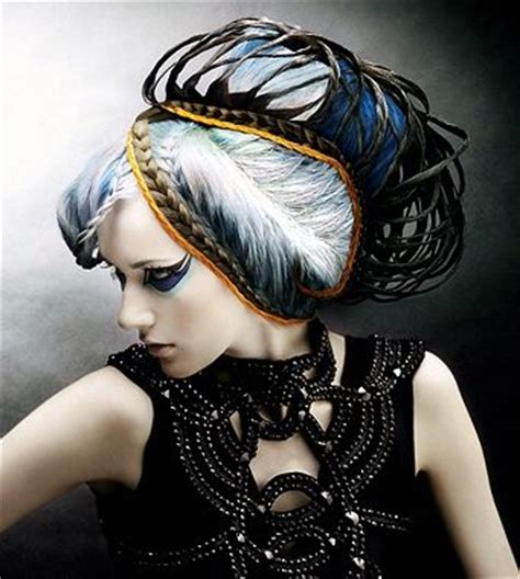 cool avant garde short blonde hairstyles 17 best images about avant garde hair styles on pinterest