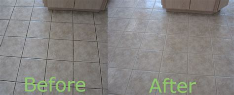 Grout Cleaning Before And After Tile And Grout Sealer Grout Color Sealing By Desert Tile U0026 Grout Care U201c Tile Before