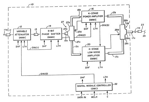 applications of monolithic microwave integrated circuits patent us6545563 digitally controlled monolithic microwave integrated circuits patents